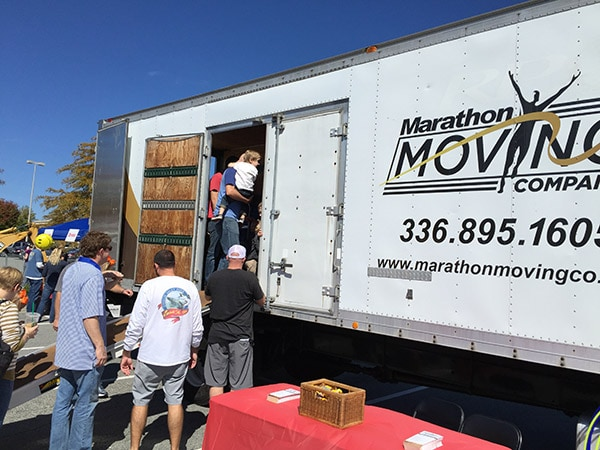moving charity